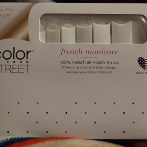 Color Street French Manicure set